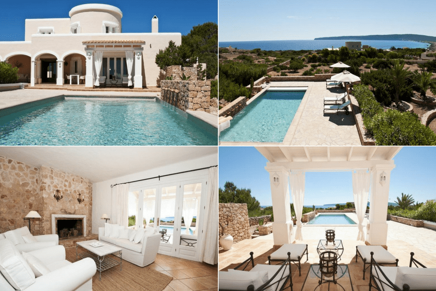 homes in Formentera