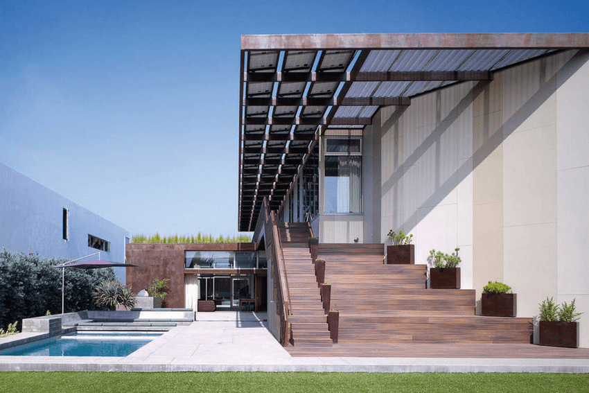 sustainable villas
