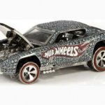 Miniatura Hot Wheels del 40.º aniversario