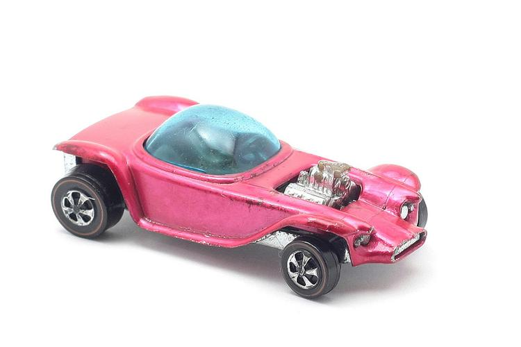 Miniatura Beatnik Bandit de Hot Wheels